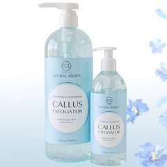 Callus Treatments - Natural Remedy Callus Exfoliator 128 Oz.