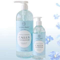 Callus Treatments - Natural Remedy Callus Exfoliator 34 Oz.