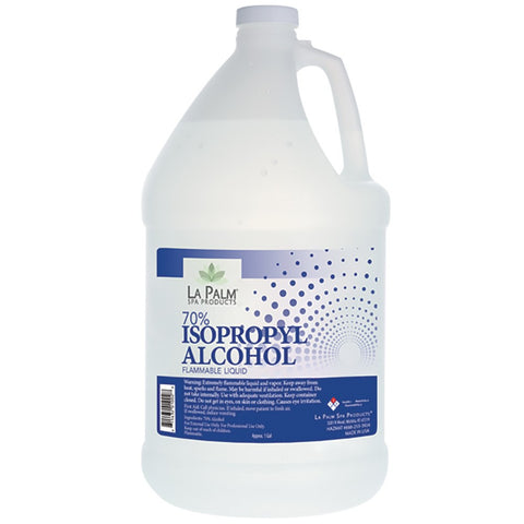 La Palm Products 70% Isopropyl Alcohol