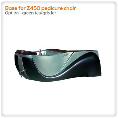 Base for Z450 pedicure chair
