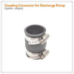 Drain Pumps, Spa Jets & Parts - Coupling Connector For Discharge Pump Output