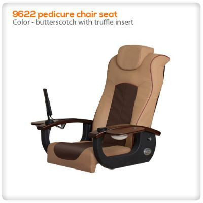 Gulfstream - 9622 Pedicure Chair Seat