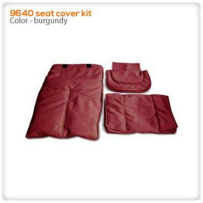 Gulfstream 9640 Seat Cover Kit