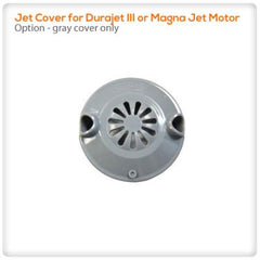 Drain Pumps, Spa Jets & Parts - Jet Cover For Durajet III Or Magna Jet Motor