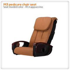 Drain Pumps, Spa Jets & Parts - M3 Pedicure Chair Complete Seat