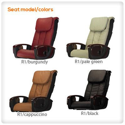 M3 pedicure chair complete seat
