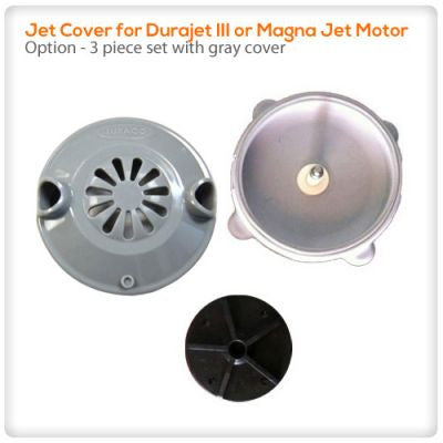 Magnet pipeless jet
