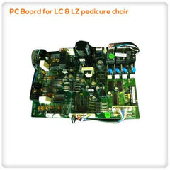 Drain Pumps, Spa Jets & Parts - PC Board For LC & LZ Pedicure Chair