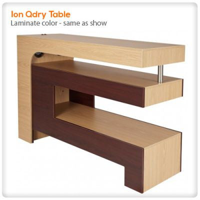 Ion Qdry Table
