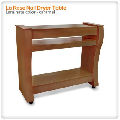 La Rose Nail Dryer Table