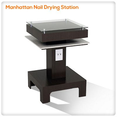 Manhattan Nail Drying Station