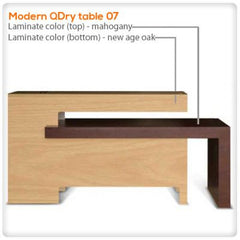 Drying Stations - Modern QDry Table 07