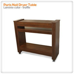 Drying Stations - Paris Nail Dryer Table