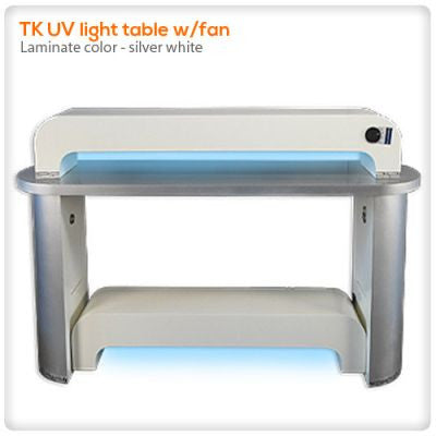 TK UV light table w/ fan