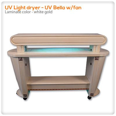 UV Light dryer - UV Bella w/ fan