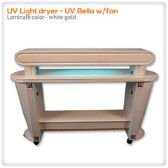 Drying Stations - UV Light Dryer - UV Bella W/ Fan