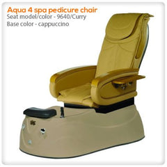Fiberglass Spas - Aqua 4 Pedicure Chair