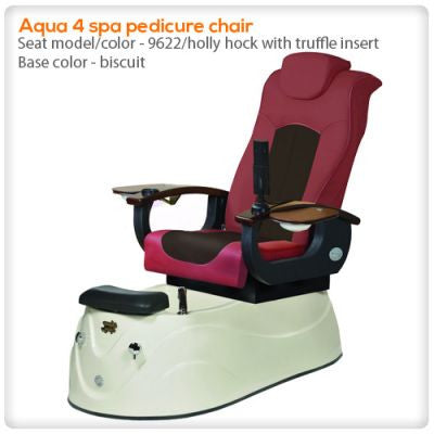 Aqua 4 pedicure chair