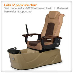 Fiberglass Spas - Gulfstream - Lalili IV - Pedicure Spa Chair