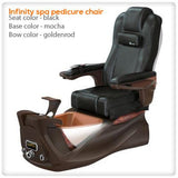 Infinity Spa Pedicure Chair