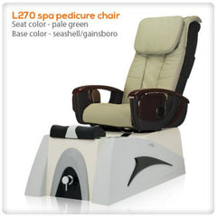 Fiberglass Spas - LC - L270 - Pedicure Spa