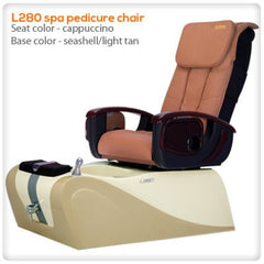 Fiberglass Spas - LC - L280 - Pedicure Spa