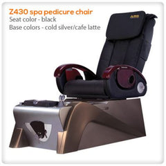 Fiberglass Spas - LC - Z430 - Pedicure Spa