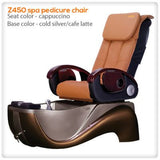 LC - Z450 - Pedicure Spa Chair