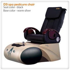 Fiberglass Spas - Le.zon - D3 - Pedicure Spa Chair