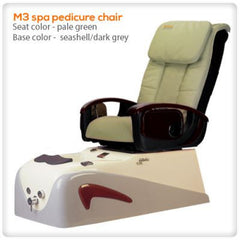 Fiberglass Spas - Le.zon - M3 - Pedicure Spa Chair