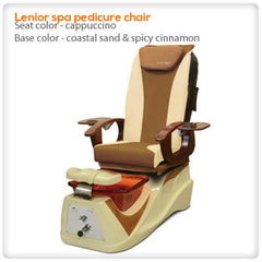 Fiberglass Spas - Lenior Spa Pedicure Chair