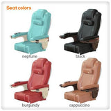 Luminous Spa Pedicure Chair