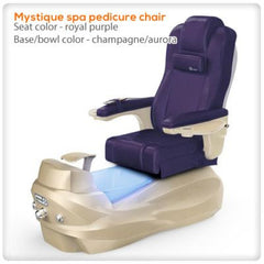 Fiberglass Spas - Mystique Spa Pedicure Chair