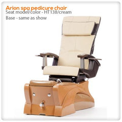 Fiberglass Spas - T4 - Arion Spa Pedicure Chair With HT138
