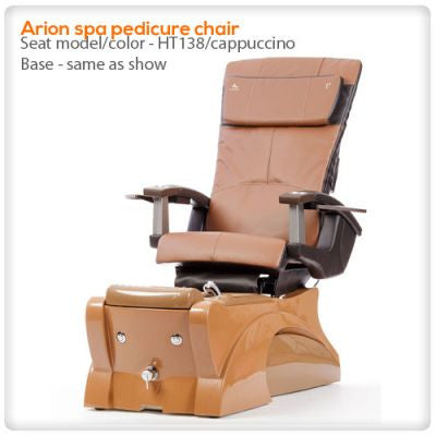 t4 - Arion spa pedicure chair with HT138