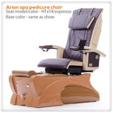 t4 - Arion spa pedicure chair with HTxT4