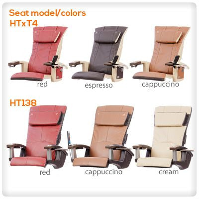 t4-EOS spa pedicure chair with HT138