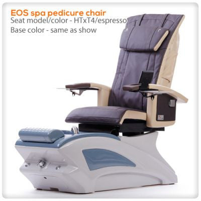 t4-EOS spa pedicure chair with HTxT4