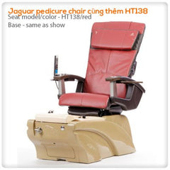 Fiberglass Spas - T4-Jaguar Spa Pedicure Chair With HT138
