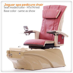Fiberglass Spas - T4-Jaguar Spa Pedicure Chair With HTxT4