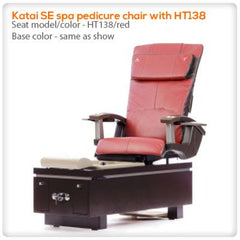Fiberglass Spas - T4-Katai SE Spa Pedicure Chair With HT138