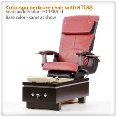 Fiberglass Spas - T4-Katai Spa Pedicure Chair With HT138