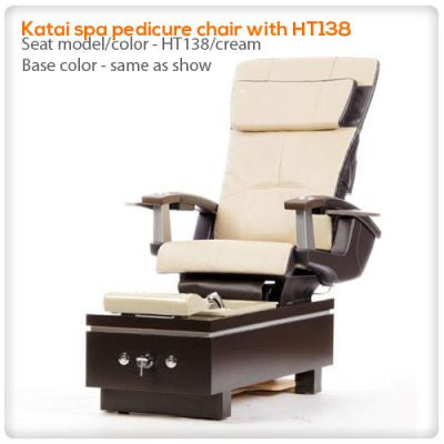 t4-Katai spa pedicure chair with HT138