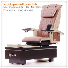 Fiberglass Spas - T4-Katai Spa Pedicure Chair With HTxT4