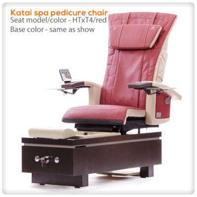 t4-Katai spa pedicure chair with HTxT4