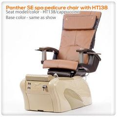 Fiberglass Spas - T4-Panther SE Spa Pedicure Chair With HT138
