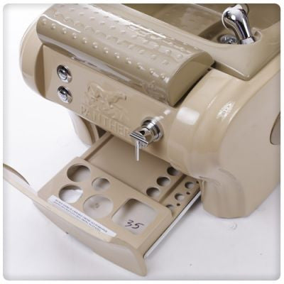 t4-Panther SE spa pedicure chair with Htxt4