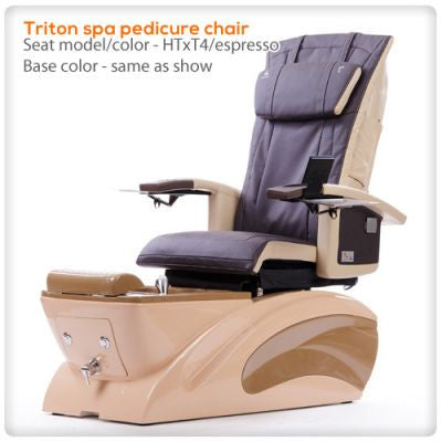 t4-Triton spa pedicure chair with HTxT4