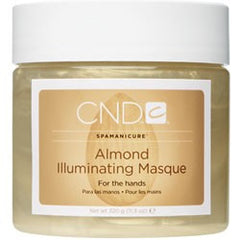 Foot Mud / Mask - CND Almond Illuminating Masque