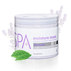 Foot Mud / Mask - Lavender + Mint Moisture Mask 16 Oz.